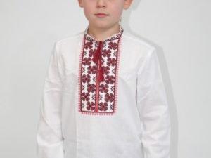 Детская одежда в украинском стиле от ТМ Журавель