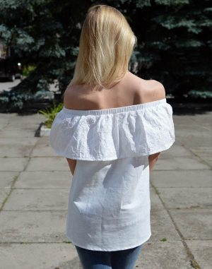 Блуза ВП-94 Лен 0 молоко