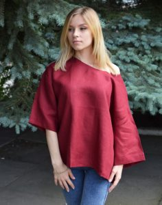 Женская одежда в украинском стиле от ТМ Журавель