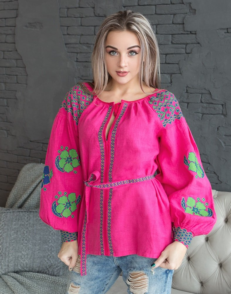 95ac28d0c5f Женская одежда в украинском стиле от ТМ Журавель