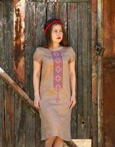 Платье «Буковель»