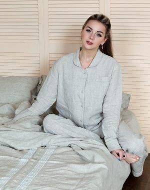 """Комплект постельного белья """"Колос"""" бежевый"""