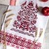 Рушник Весільний Дерево Життя 40х200 белый